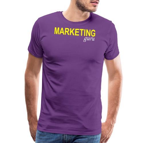 Marketing Guru - Men's Premium T-Shirt