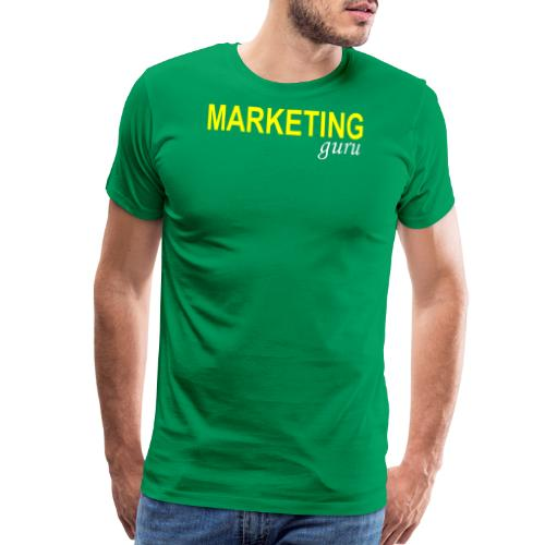 Marketing Guru - Men's Premium T-Shirt