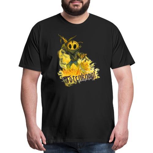 Totenknopf autonom - Men's Premium T-Shirt