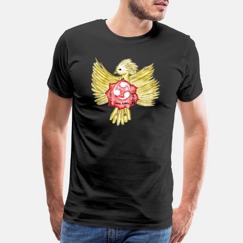 Phoenix - Larose Karate - Winning Design 2018 - Men's Premium T-Shirt