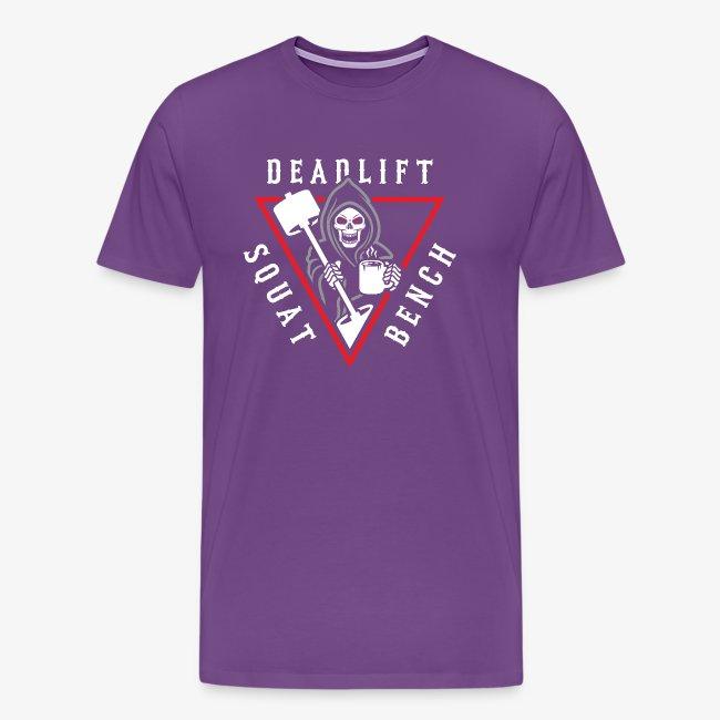 Squat Bench Deadlift Grim Reaper