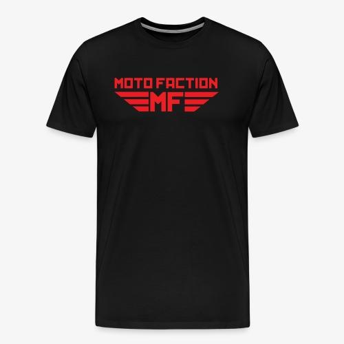 MotoFaction Logo - Men's Premium T-Shirt