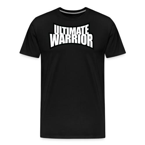 ultimatewarrior png - Men's Premium T-Shirt