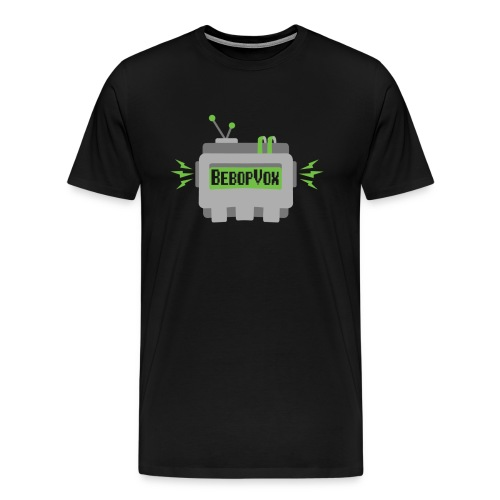biggestheadrobot - Men's Premium T-Shirt