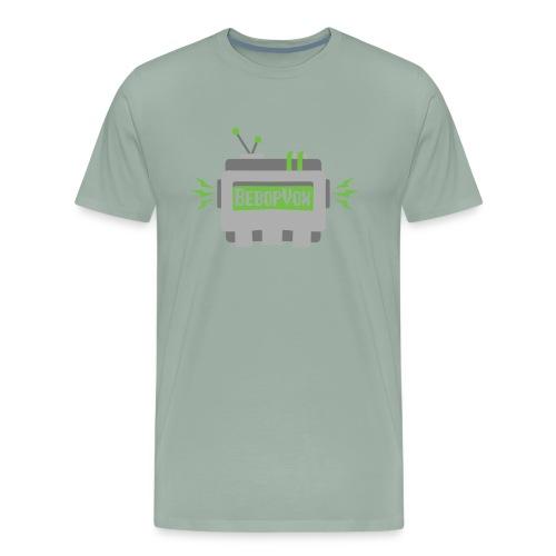 biggestheadrobot - Men's Premium T-Shirt