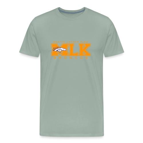 MLKBroncos - Men's Premium T-Shirt