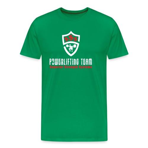 Powerlifting Team - Men's Premium T-Shirt