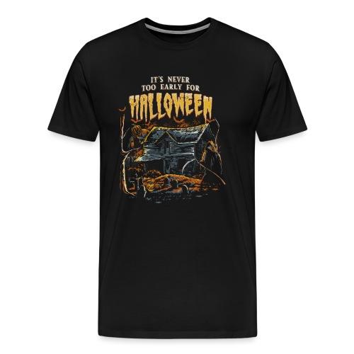 Slapped Ham Halloween - Men's Premium T-Shirt