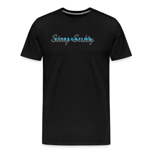 KITESURFING Stay Salty - Men's Premium T-Shirt