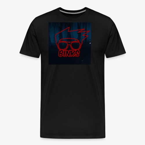 Binks Upside Down - Men's Premium T-Shirt