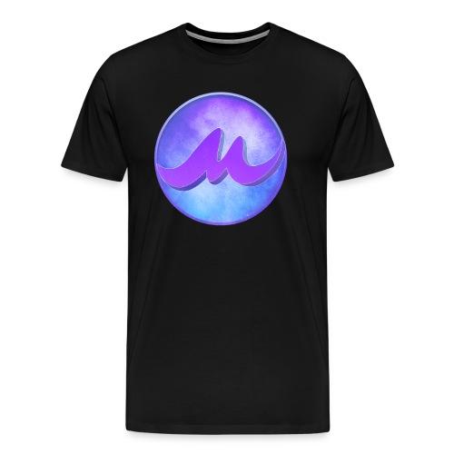 Logo Mabz Spread png - Men's Premium T-Shirt