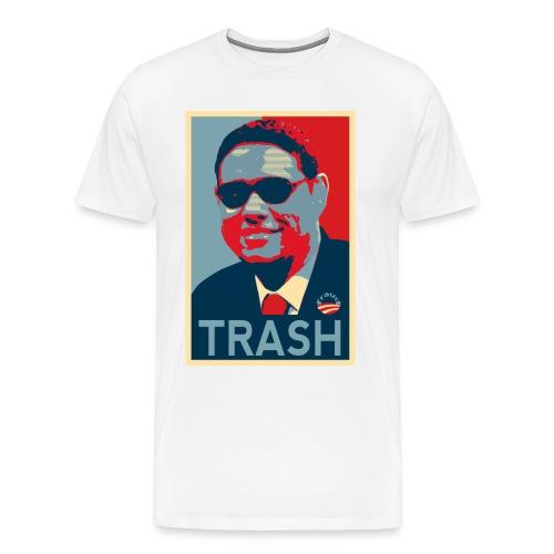 Trash - Men's Premium T-Shirt