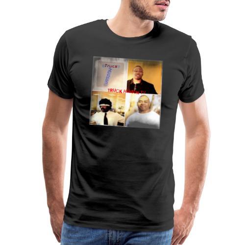 Truck Hudson TV - Men's Premium T-Shirt