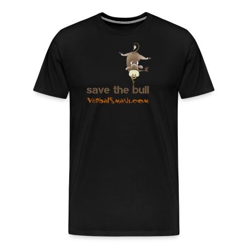 Save the Bull - Men's Premium T-Shirt