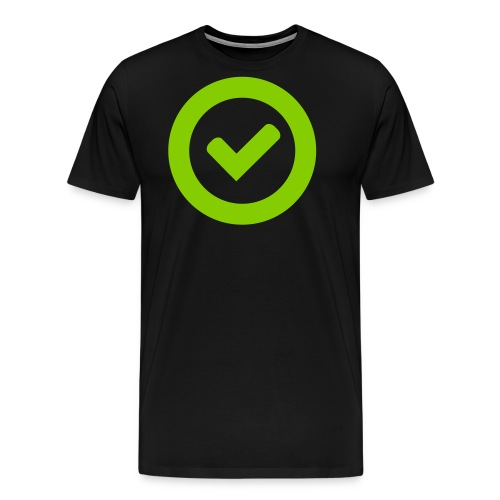 Check - Men's Premium T-Shirt