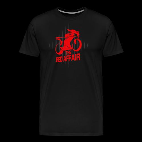 The Red Affair - Men's Premium T-Shirt