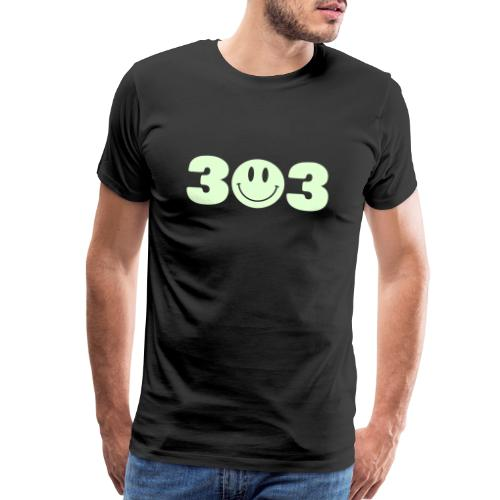 3 Smiley 3 - Men's Premium T-Shirt