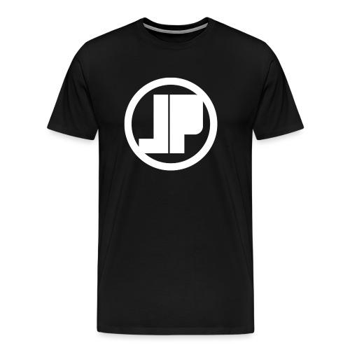 lp2018 white png - Men's Premium T-Shirt