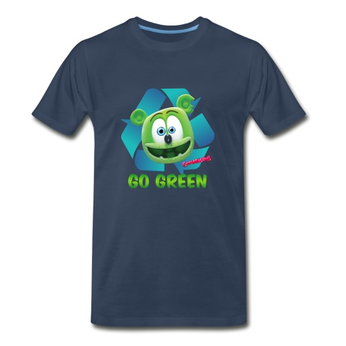 Gummibär Recycle - Men's Premium T-Shirt