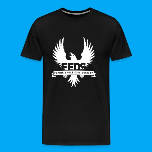 Flying Eagle Disc Society - Men's Premium T-Shirt