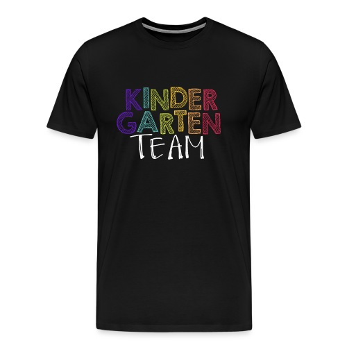 Kindergarten Team Grade Level Team Teacher T-Shirt - Men's Premium T-Shirt