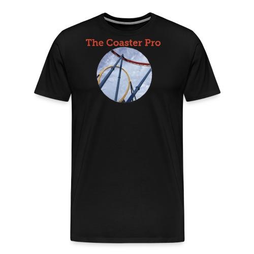 The Coaster Pro (Superman and Green Lantern) - Men's Premium T-Shirt