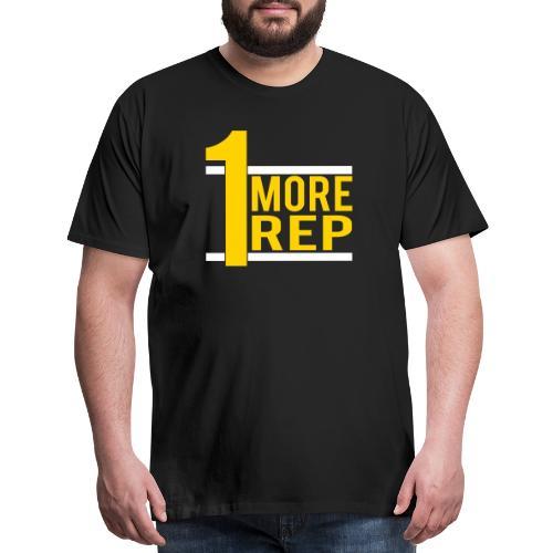 1 More Rep - Men's Premium T-Shirt