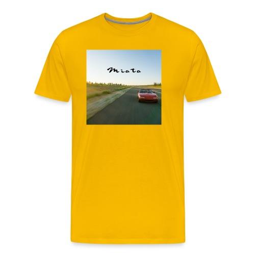Miata Zen - Men's Premium T-Shirt