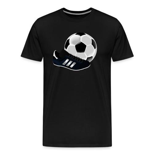soccer png - Men's Premium T-Shirt
