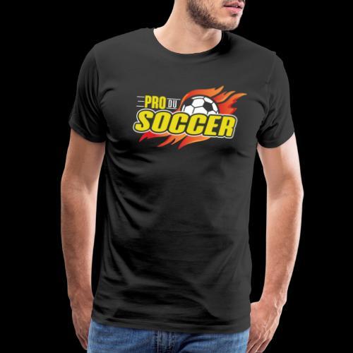 Pro du Soccer - Men's Premium T-Shirt