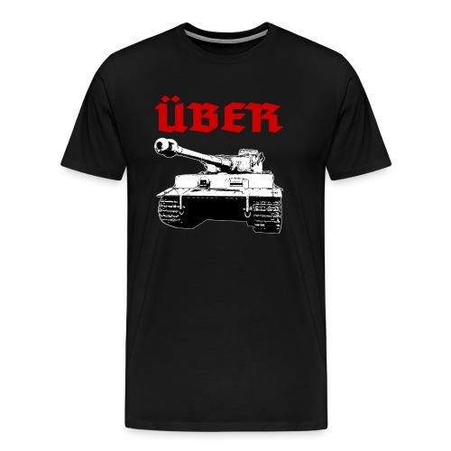 Über Tank - Men's Premium T-Shirt