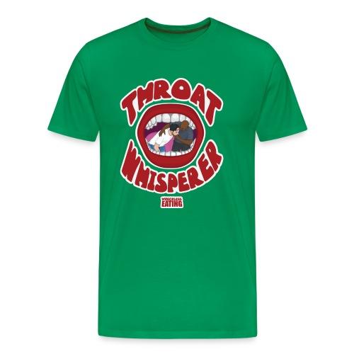 Hobo Brown Throat Whisper - Men's Premium T-Shirt