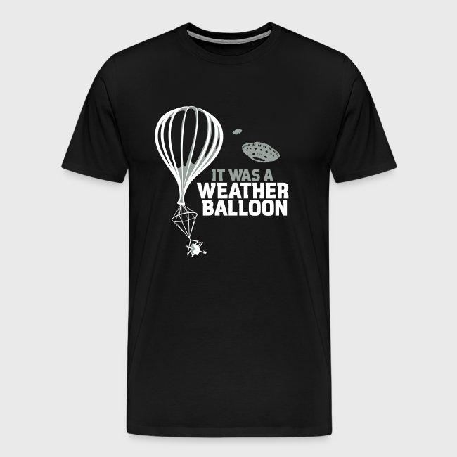 Weather Balloon UFO