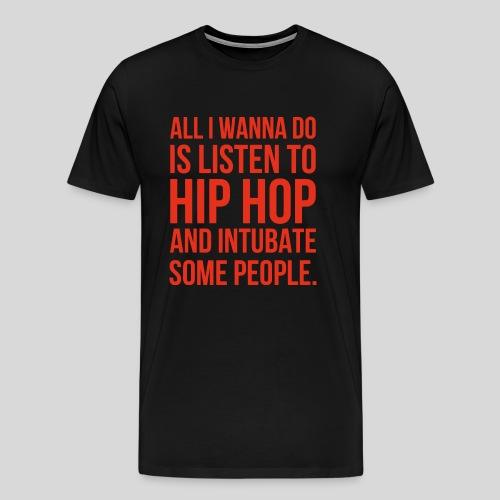 HIPHOP - Men's Premium T-Shirt