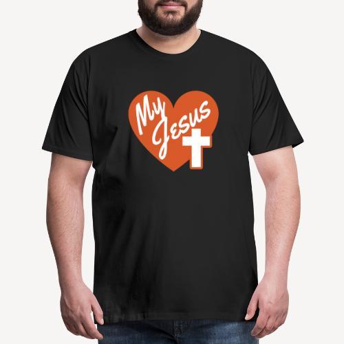 MY JESUS - Men's Premium T-Shirt