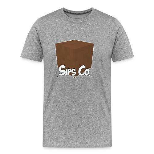 Sipsco Dirt - Men's Premium T-Shirt