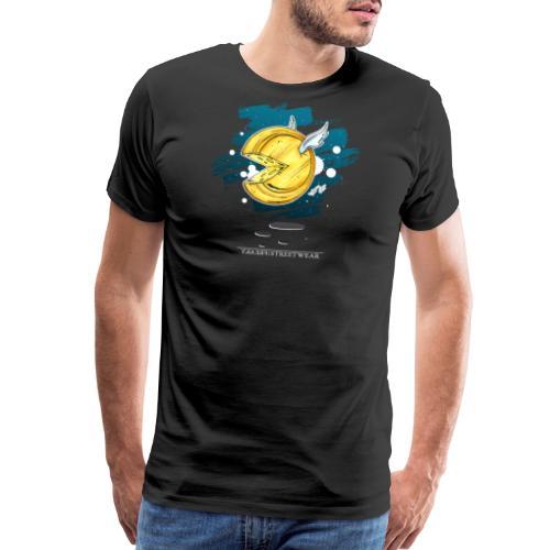 the flying dutchman - Men's Premium T-Shirt