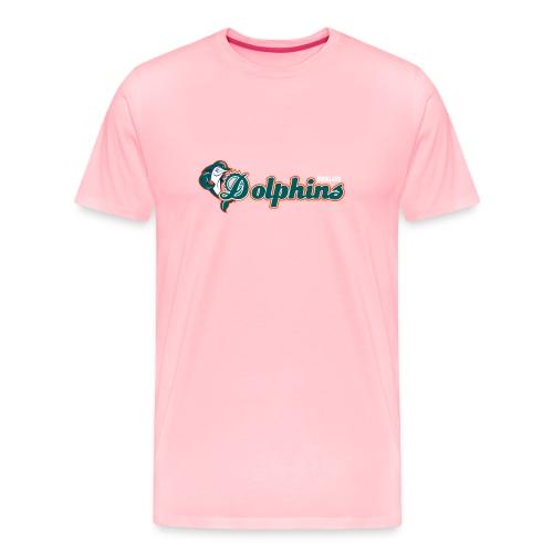 Douglass Dolphins 1 - Men's Premium T-Shirt
