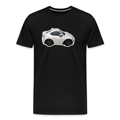 Mini Toyota GT86 - Men's Premium T-Shirt