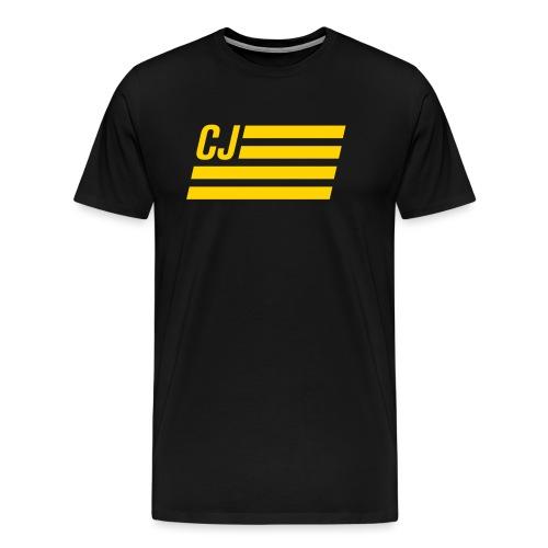 CJ flag - Autonaut.com - Men's Premium T-Shirt