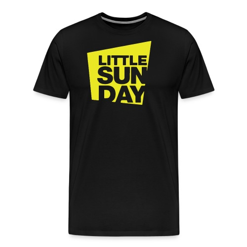 littleSUNDAY Official Logo - Men's Premium T-Shirt
