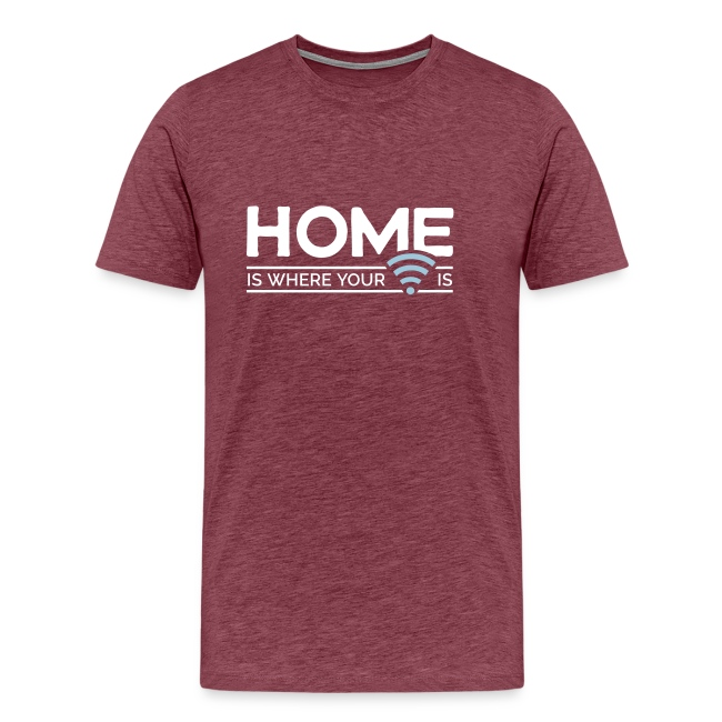 home is where … wi-fi