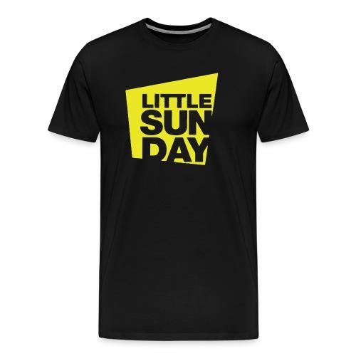 littleSUNDAY Official Logo - Men's Premium T-Shirt