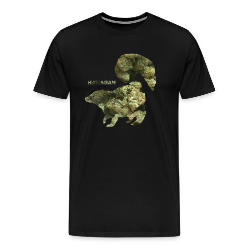 HAWAIIAN SKUNK.png - Men's Premium T-Shirt