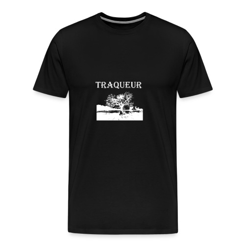 TRACKER - Men's Premium T-Shirt