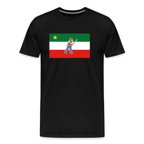 Vest of the Patriots - Men's Premium T-Shirt