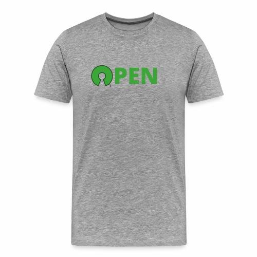OSI OPEN - Men's Premium T-Shirt