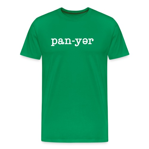 panyer - Men's Premium T-Shirt