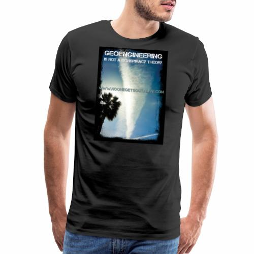 Geoengineering - Men's Premium T-Shirt