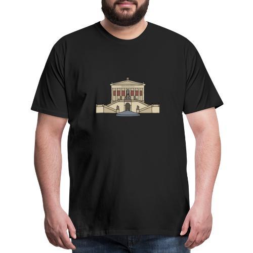 National Gallery BERLIN - Men's Premium T-Shirt